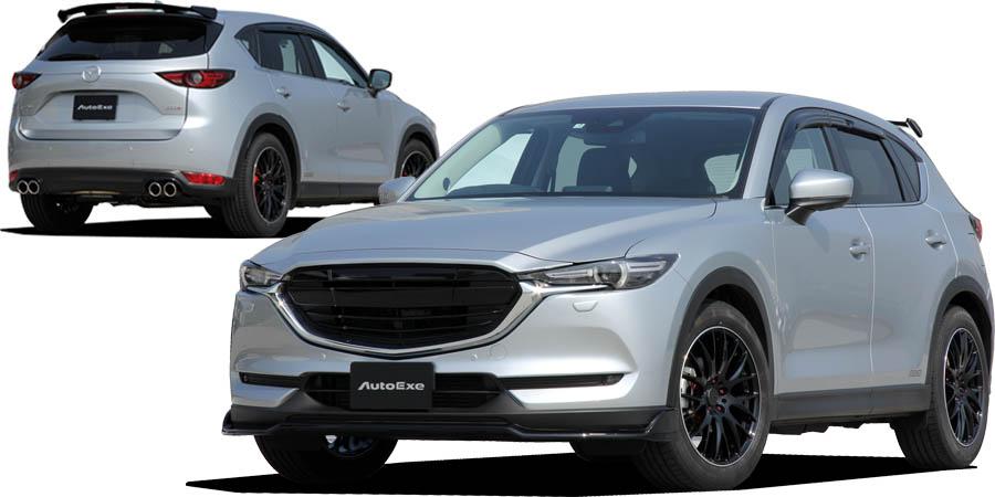 Mazda Cx 5 Diesel >> CX-5(KF)   AutoExe