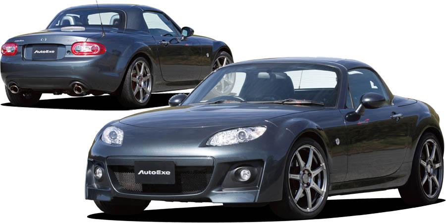 Roadster(NC)<MX-5> | AutoExe
