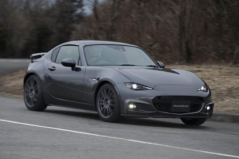Roadster Rf(nderc)<mx 5> English Autoexe